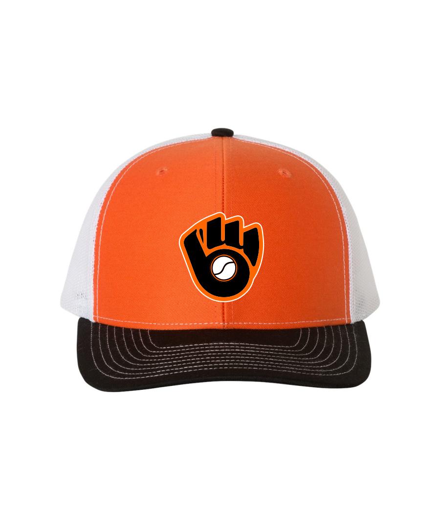 WBBA Fanwear TRUCKER RICHARDSON® OSFA BASEBALL HAT